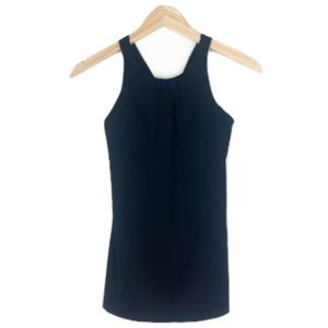 NWT C&C California Black Workout Tank Top